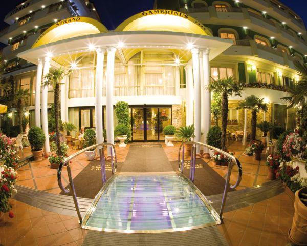 Hotel Gambrinus & Strand